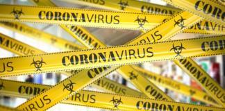 koronavírus karantén