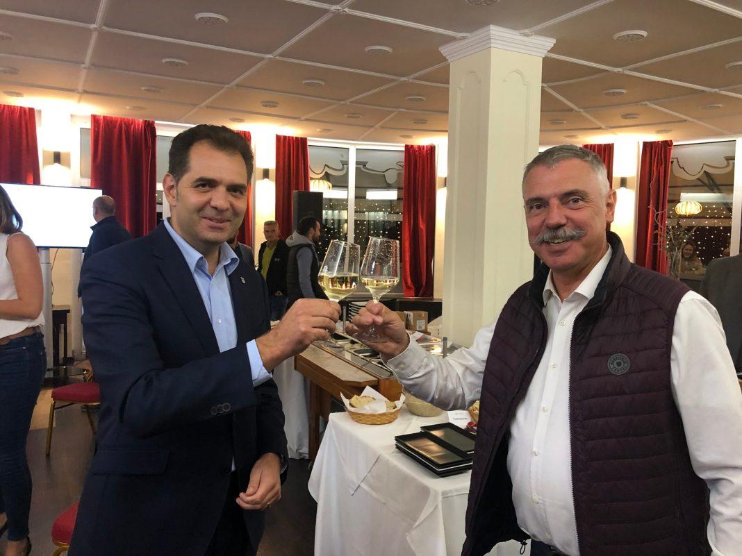 Antal Árpád és Tamás Sándor