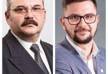 Makkai Péter és Oltean Csongor