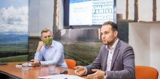 Nagy Zoltán és Jakab István Barna