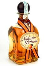 A Bottle of the Nalewka Babuni