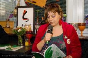 Barbara Piórkowska w Niewinnej Abstynentce