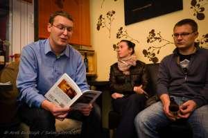 Jakub Sajkowski w Niewinnej Abstynentce