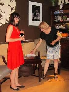 Małgorzata Skwarek-Gałęska w To Się Wytnie