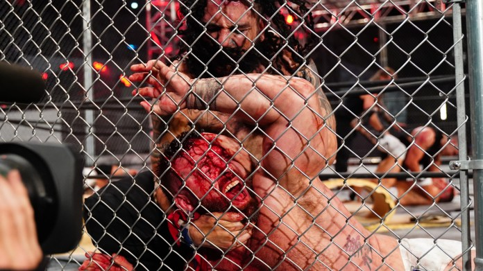 AEW Blood and Guts Gallery - Slam Wrestling