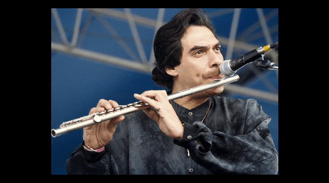 Dave Valentin Salsa Legends And Masters Academy