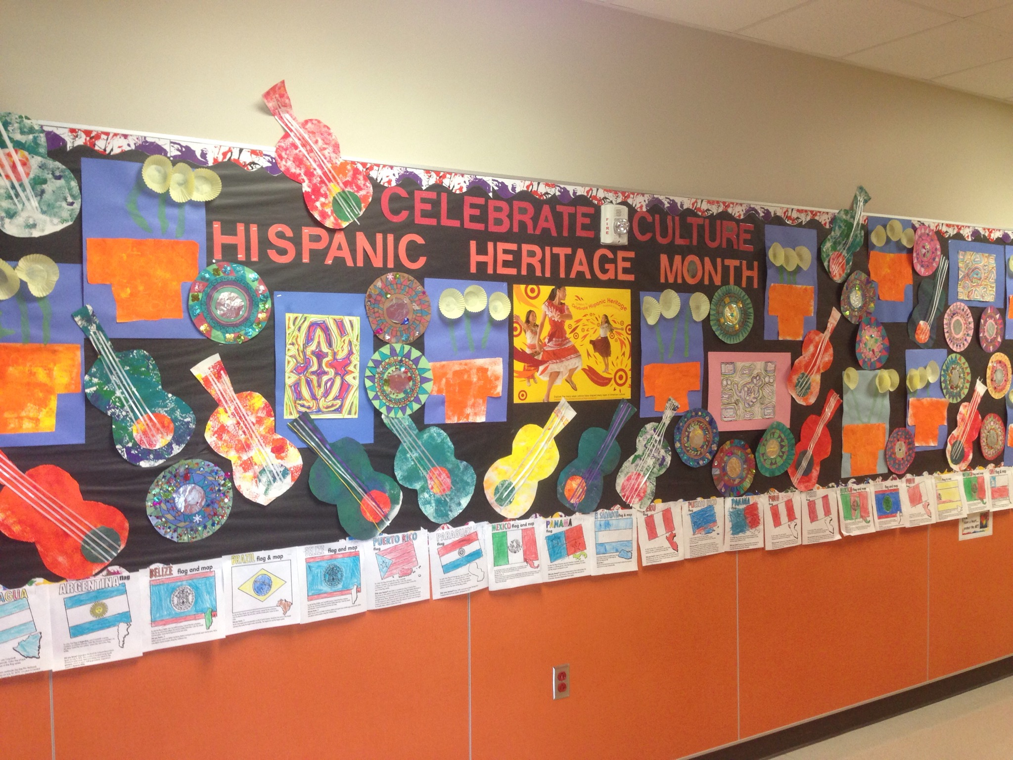 Hispanic Heritage Month Modern Day Mexico