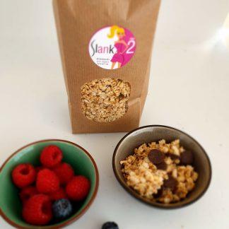 Spelt ontbijt met chocolade (stap 2)