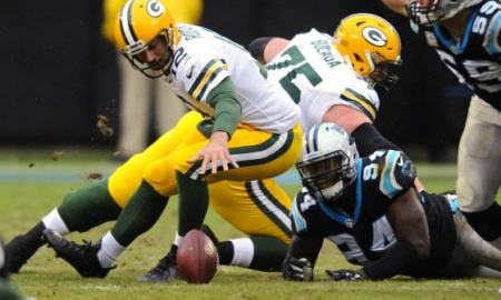 Packers Leave Charlotte Empty Handed, Lose 2nd Straight