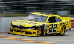 Team Penske NXS: #22 Team Gets New Crew Chief
