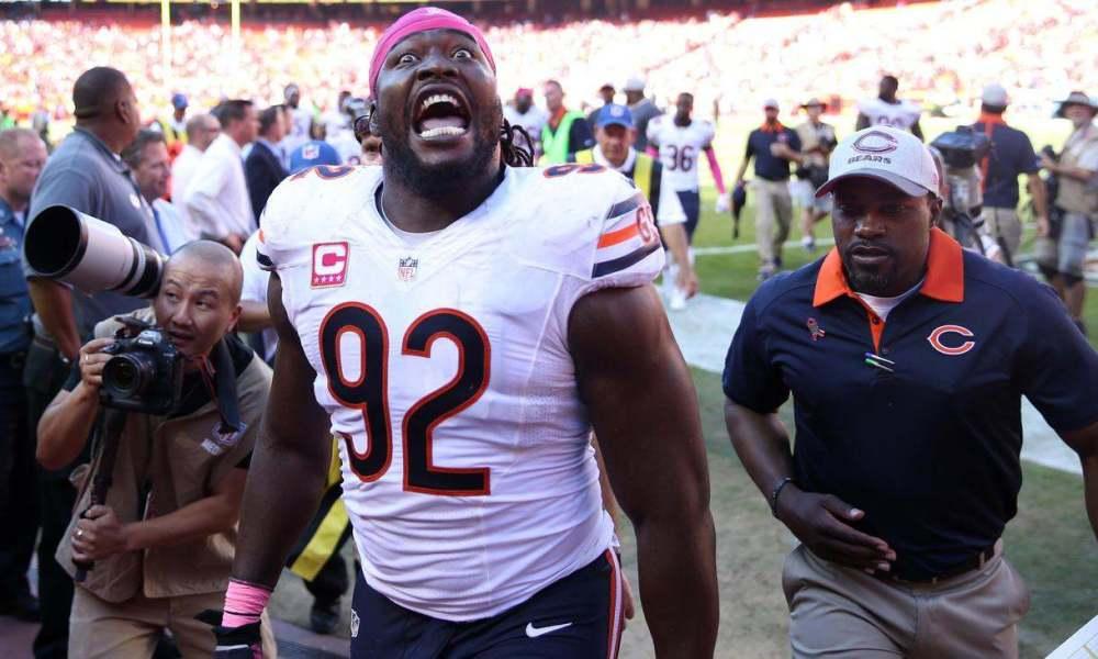 Bears Activate Linebacker Pernell McPhee Ahead Of Thursday Night Football