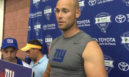 Giants Kicker Josh Brown Admitted To Physically And Emotionally Abusing His Wife
