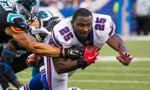 LeSean McCoy Pushing To Play On Sunday For Bills