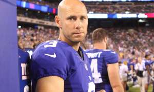 NFL Releases Statement Regarding Giants Kicker Josh Brown