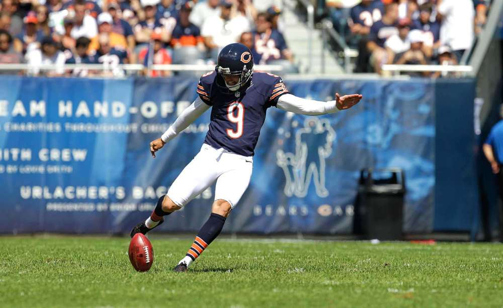 Robbie Gould to Join Giants in London for Week 7