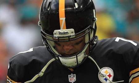 Steelers QB Ben Roethlisberger Could Be Out 4-6 Weeks