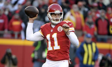Andy Reid Announces His Starting Quarterback
