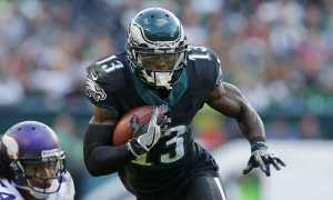 Buccaneers Add Ex-Eagles Wide Receiver