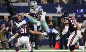 Elliott Will Shatter Dickerson's Rookie Rushing Record
