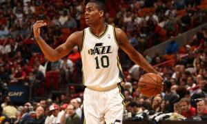 Jazz Guard Alec Burks Out Indefinitely With Ankle Injury