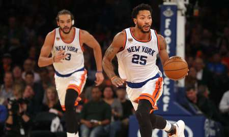 Knicks Rally To Big Lead, Beat Nets 110-96