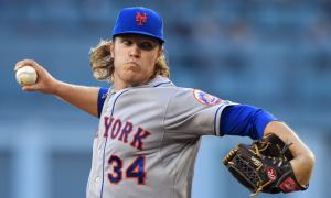 Mets Ace Noah Syndergaard Has Perfect Response To Cy Young Snub