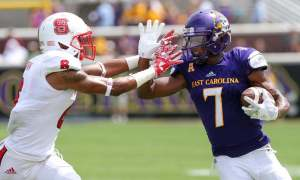 2017 NFL Draft: Reviewing East Carolina WR Zay Jones