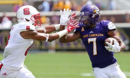 2017 NFL Draft: Reviewing East Carolina WR Zay Jones