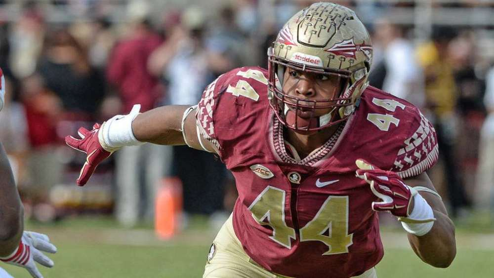 2017 NFL Draft: Reviewing Florida State DT DeMarcus Walker 1