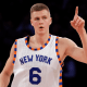 Kristaps Porzingis Likely Out Sunday Vs. Raptors