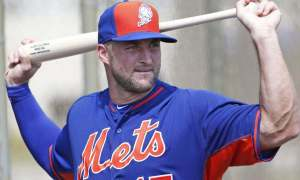 Tim Tebow Not Invited To Mets Spring Training