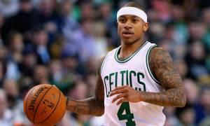 WATCH: Isaiah Thomas Jumper Gives Celtics Win Over Hawks