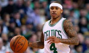 WATCH: Isaiah Thomas Jumper Gives Celtics Win Over Hawks