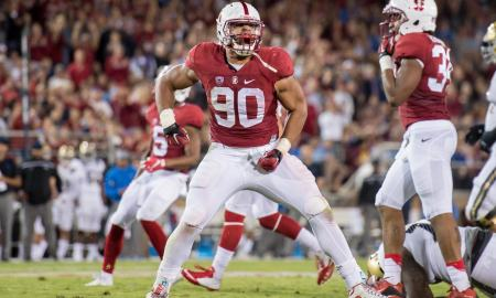 2017 NFL Draft: Reviewing Stanford DL Solomon Thomas 1
