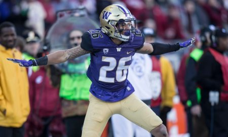 2017 NFL Draft: Reviewing Washington CB Sidney Jones 1