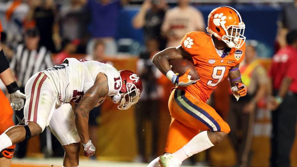 2017 NFL Draft: Scouting Clemson RB Wayne Gallman