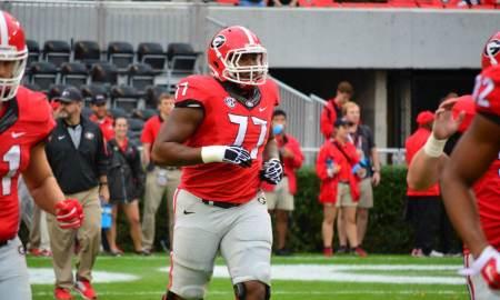 2018 NFL Draft: Scouting Georgia OL Isaiah Wynn 1