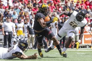 2018 NFL Draft: Scouting Maryland WR D.J. Moore