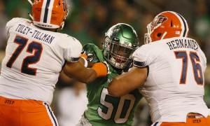 2018 NFL Draft: Scouting UTEP OL Will Hernandez