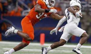 2018 NFL Draft: Scouting UTSA EDGE Marcus Davenport
