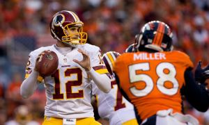 Heading West Best Option for Redskins' Kirk Cousins
