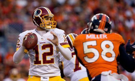 Heading West Best Option for Redskins' Kirk Cousins