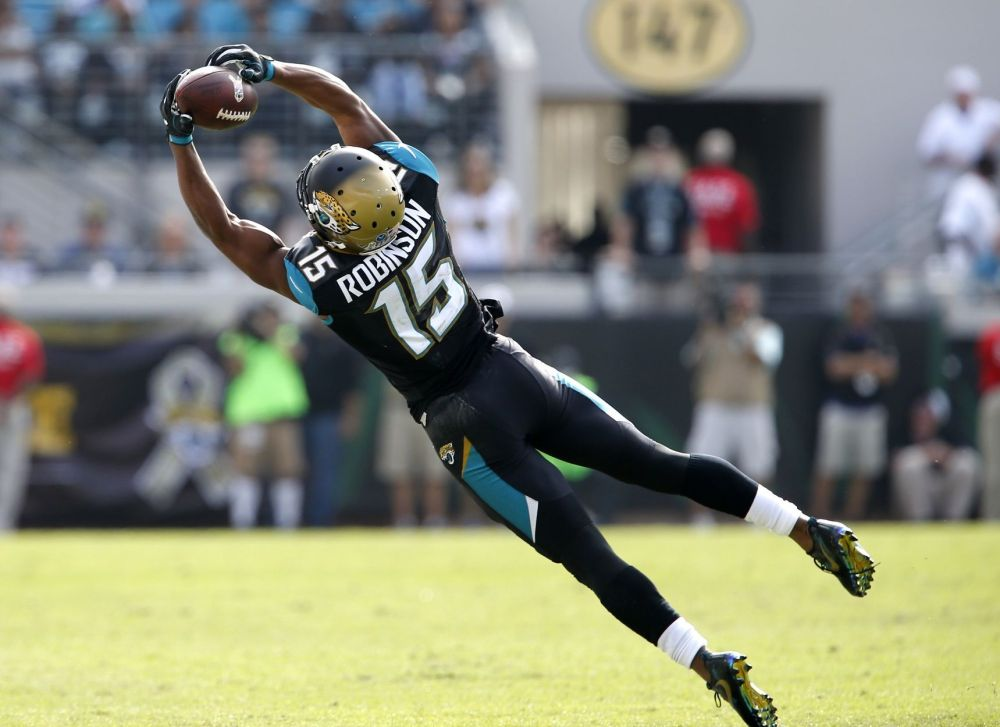 Where is the Best Fantasy Football Fit for WR Allen Robinson? 1