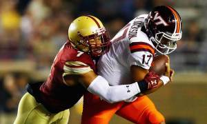 2018 NFL Draft: Scouting Boston College EDGE Harold Landry