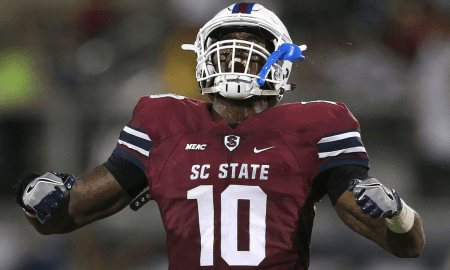 Indianapolis Colts Draft Linebacker Darius Leonard 36th Overall