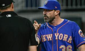 NY Mets Limp to Arizona Following Embarrassing Series in Atlanta 5