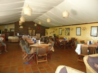 Our Dinning room for the trip.