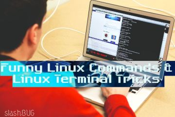 Linux tricks and funny linux commands