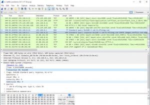 wireshark network scanner