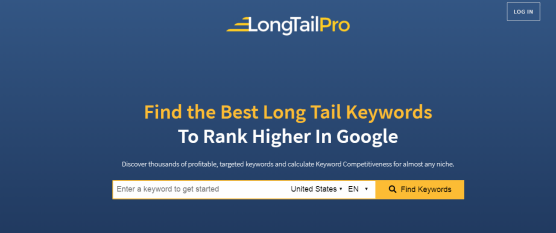 free long tail keyword generator